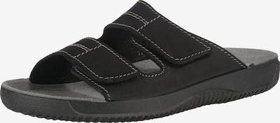 ROHDE Pantoletten 'Soltau-H' in schwarz, Produktansicht
