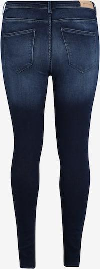 ONLY Carmakoma Jeans 'CARMA' in blue denim: Rückansicht