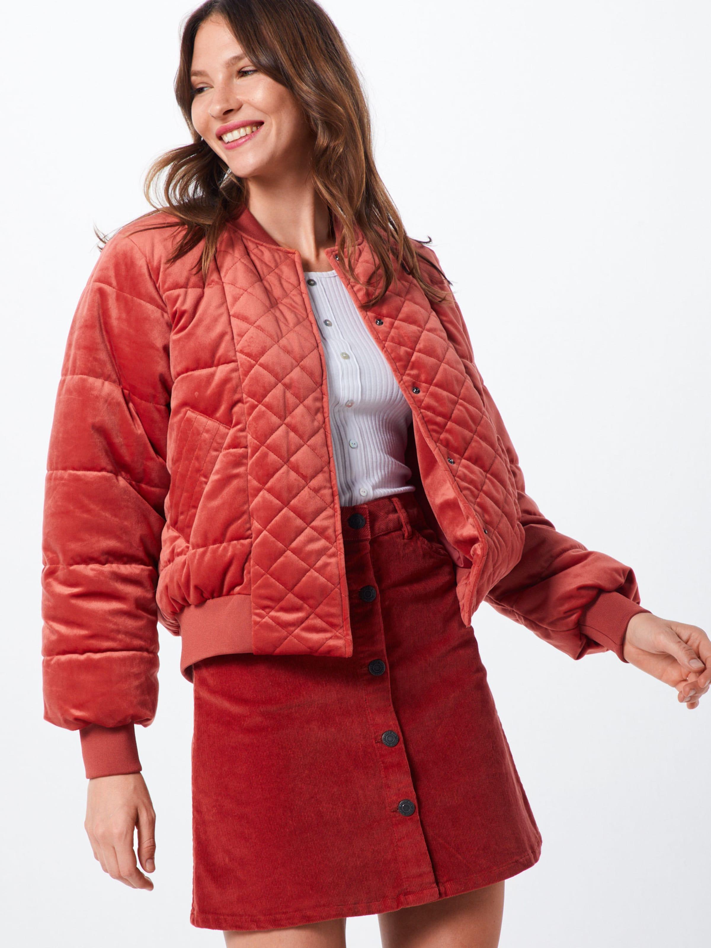 Noisy saison L Mi s Rouge May 'finn En Jacket' Veste 3LqcAS54jR