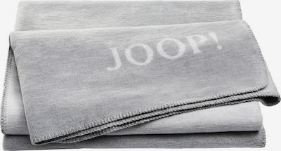 JOOP! Decke in silbergrau / hellgrau, Produktansicht