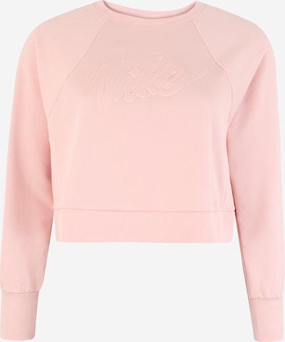 Sportinio tipo megztinis iš NIKE , spalva - rožinė: Vaizdas iš priekio
