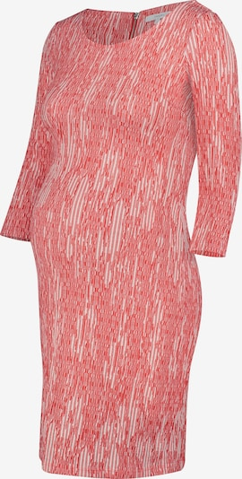 Noppies Jurk 'Avery' in de kleur Rood / Wit, Productweergave