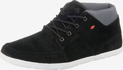 BOXFRESH Sneaker 'Cluff' in graumeliert / schwarz, Produktansicht