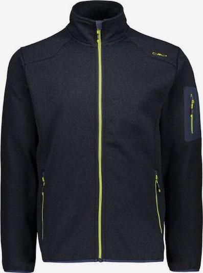 CMP Jacke in schwarzmeliert, Produktansicht