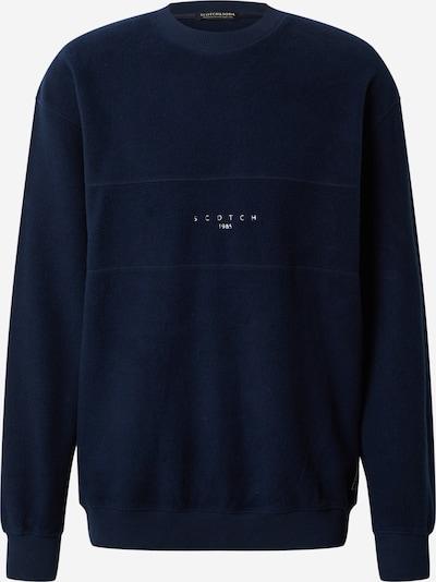 Megztinis be užsegimo iš SCOTCH & SODA , spalva - tamsiai mėlyna / balta, Prekių apžvalga