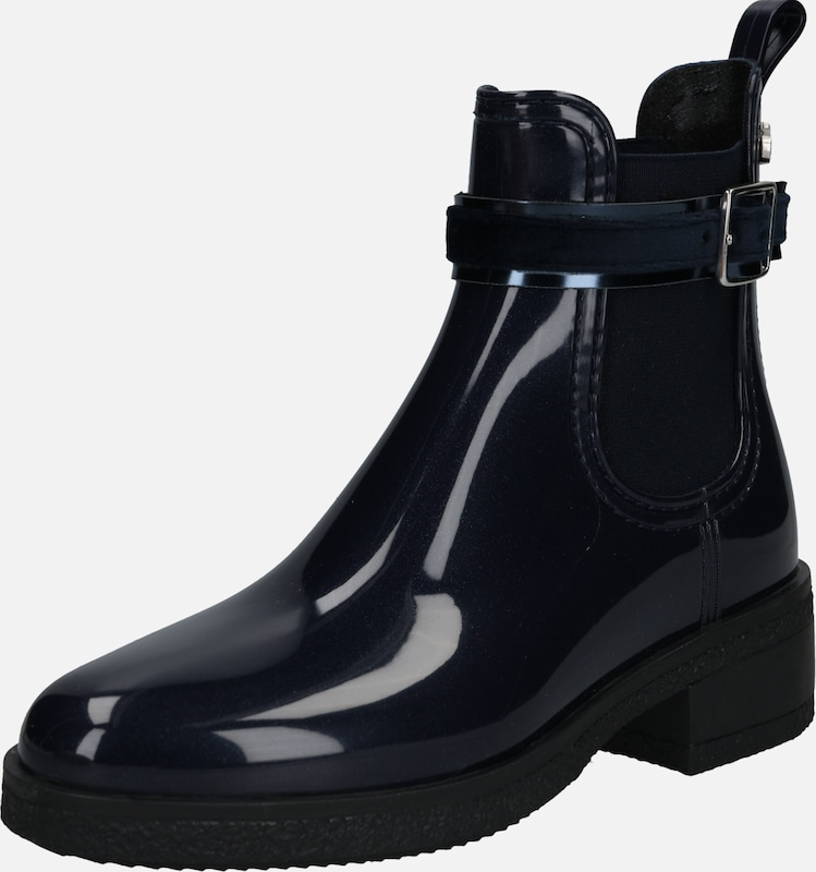 LEMON JELLY Chelsea Boots in blau, Produktansicht