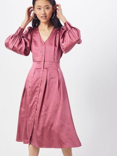 JUST FEMALE Kleid  'Simone' in rosa, Modelansicht