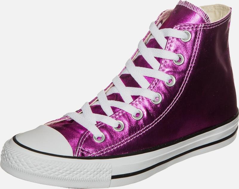 CONVERSE 'Chuck Taylor All Star Metallic High' Sneaker Damen