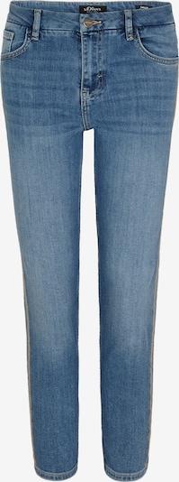 s.Oliver BLACK LABEL Jeans in blue denim, Produktansicht