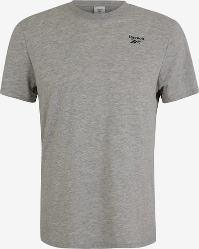 REEBOK Sport-Shirt 'TE SL CLASSIC TEE' in grau, Produktansicht