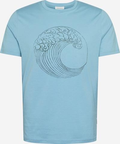ARMEDANGELS Shirt 'JAAMES OCEAN' in blau, Produktansicht