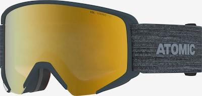 ATOMIC Skibrille 'SAVOR BIG STEREO' in schwarz, Produktansicht