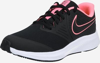 NIKE Chaussure de sport en rose clair / noir, Vue avec produit
