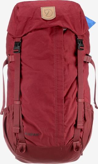 Fjällräven Rucksack 'Kaipak 28' in rot, Produktansicht