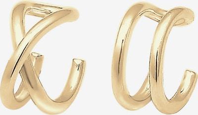 ELLI Earcuff in gold, Produktansicht
