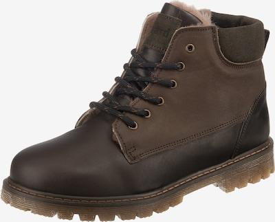 BISGAARD Boots 'Hector' in kastanienbraun / dunkelbraun, Produktansicht