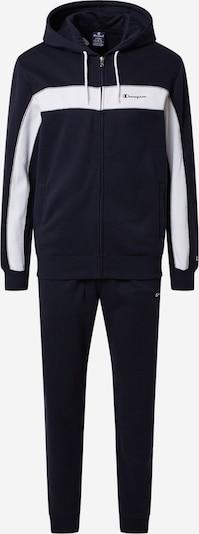 Champion Authentic Athletic Apparel Športna trenirka | temno modra / bela barva, Prikaz izdelka