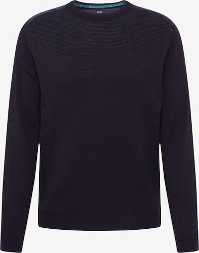 BOSS ATHLEISURE Pullover 'Remast' in schwarz, Produktansicht
