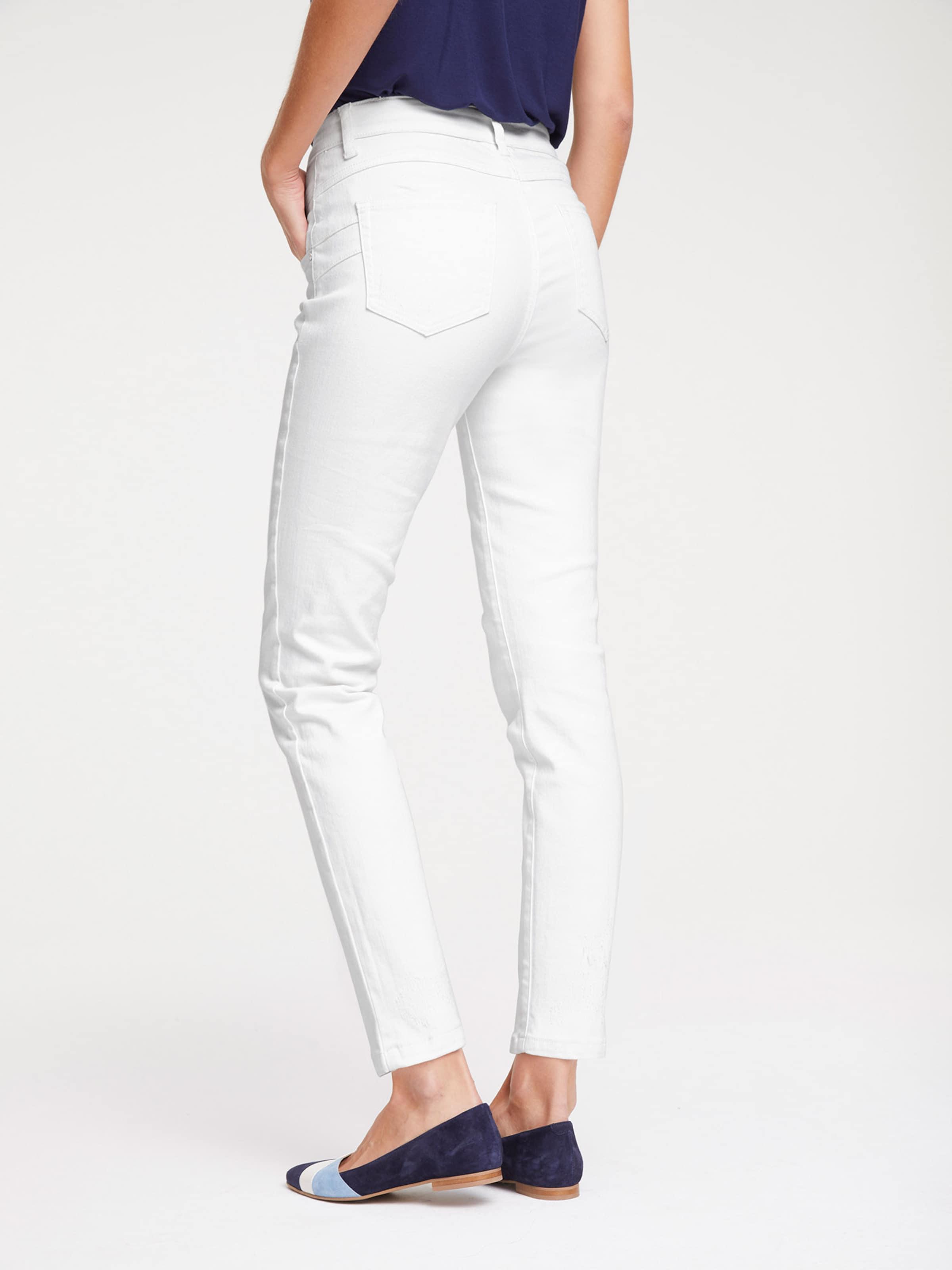 heine Jeans 'Aleria' i vit