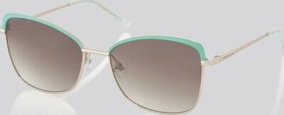 TOM TAILOR Eyewear Sonnenbrille mit getönten Gläsern in silber, Produktansicht