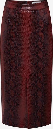 Essentiel Antwerp Sukňa 'Vold' - červené / čierna, Produkt