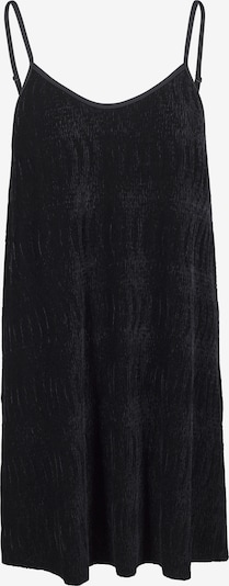 Urban Classics 'Ladies Velvet Slip Dress' in schwarz, Produktansicht