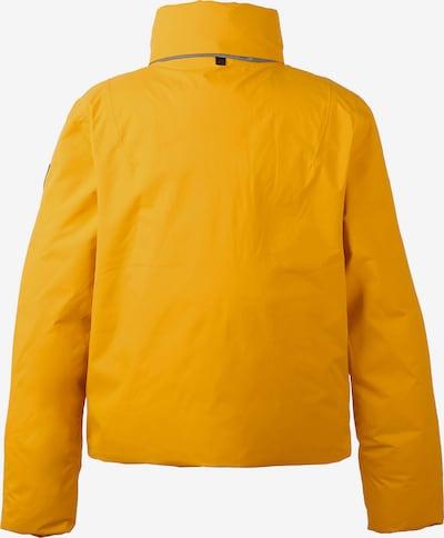 Demisezoninė striukė 'Kim' iš Didriksons , spalva - geltona: Vaizdas iš galinės pusės
