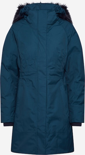 THE NORTH FACE Jacke 'Arctic Parka II' in petrol, Produktansicht
