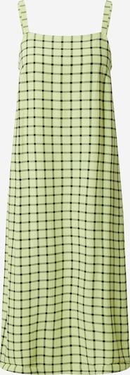 EDC BY ESPRIT Kleid in limette / schwarz, Produktansicht