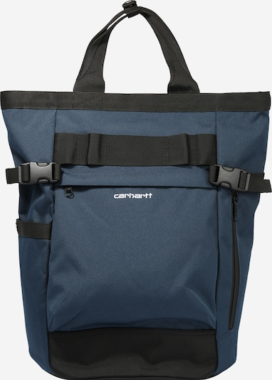 Carhartt WIP Rugzak 'Payton' in de kleur Duifblauw / Zwart / Wit, Productweergave