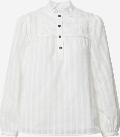 Whistles Blouse 'JOY COTTON DOBBY TOP' in de kleur Wit, Productweergave