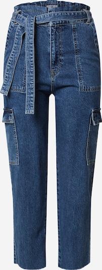 LTB Jeans cargo 'Godiva' en bleu foncé, Vue avec produit