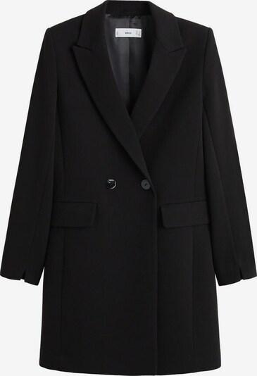 MANGO Tussenmantel 'sugus' in de kleur Zwart, Productweergave