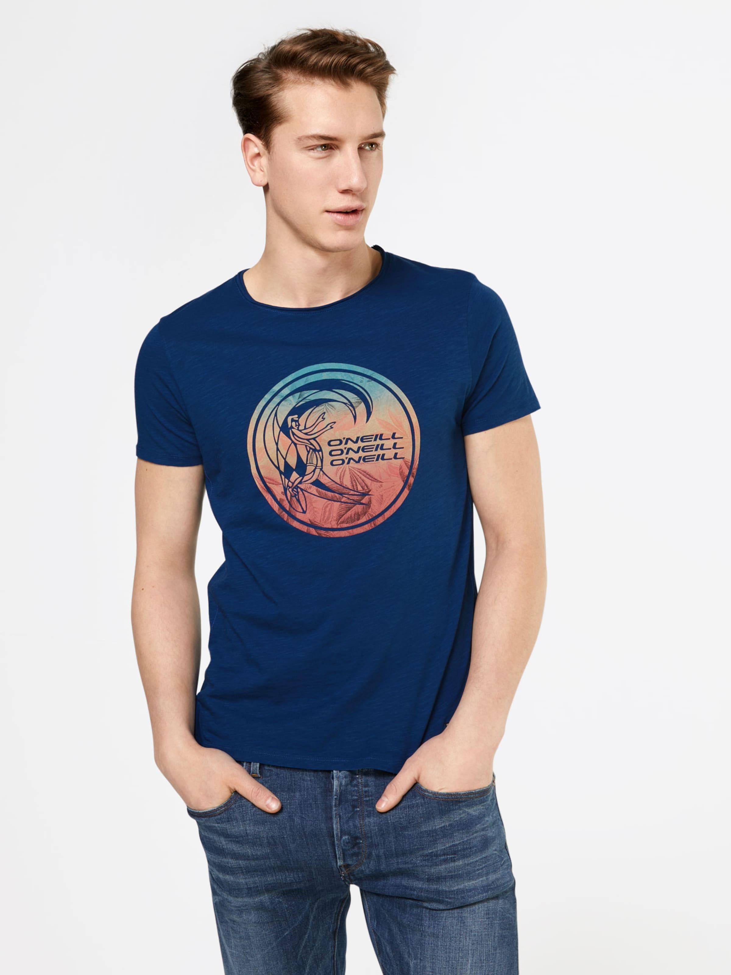 O'NEILL Tshirt 'Circle Surfer' Verkauf Des Niedrigen Preises 9Cs4vxje
