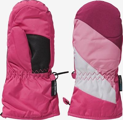 ZIENER Skifäustlinge 'LESPORTICO' in pink / rosa / himbeer, Produktansicht