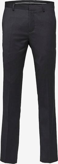 SELECTED HOMME Bandplooibroek in de kleur Zwart, Productweergave
