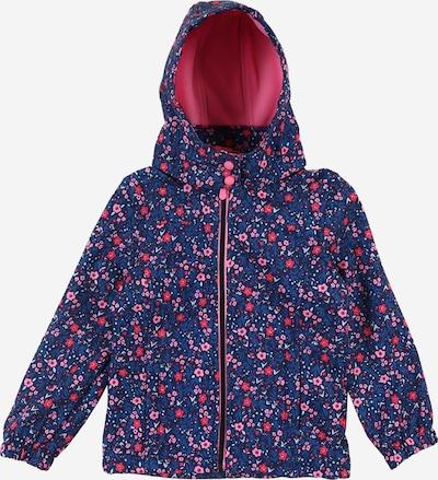 STACCATO Jacke in blau / opal / dunkelblau / rosa / himbeer, Produktansicht