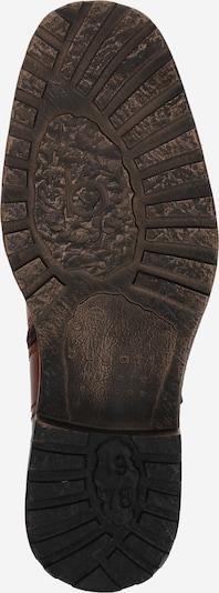 Sniego batai iš bugatti , spalva - ruda (konjako): Vaizdas iš apačios