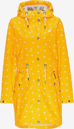 Schmuddelwedda Friesennerz in gelb / weiß, Produktansicht