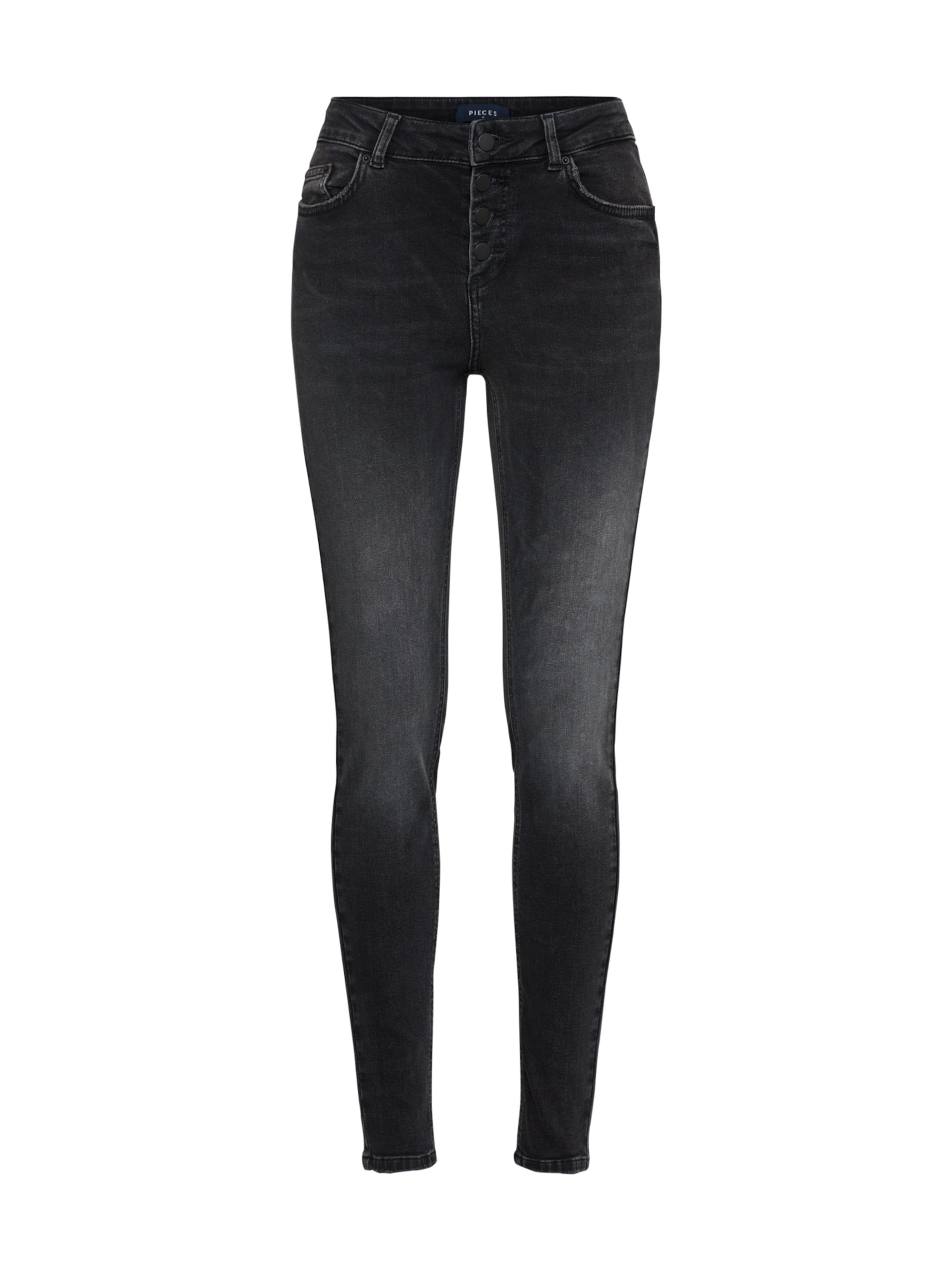 Denim Jeans Pieces Pieces Pieces In In Jeans Black Denim Black In Jeans kn0POw