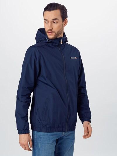 ELLESSE Functionele jas in de kleur Navy: Vooraanzicht