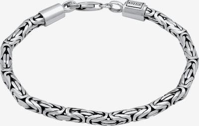 KUZZOI Bracelet en gris argenté, Vue avec produit