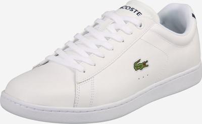 LACOSTE Trampki niskie 'Carnaby Evo Bl 1 Sma' w kolorze granatowy / zielony / białym, Podgląd produktu