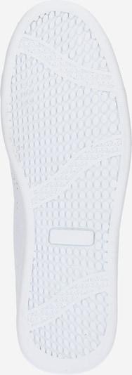 H.I.S Sneakers in silber / weiß: Ansicht von unten