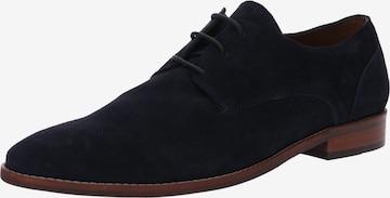 Pantofi cu șireturi 'Kalle' de la ABOUT YOU pe albastru