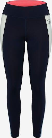 CHIEMSEE Leggings en bleu nuit, Vue avec produit