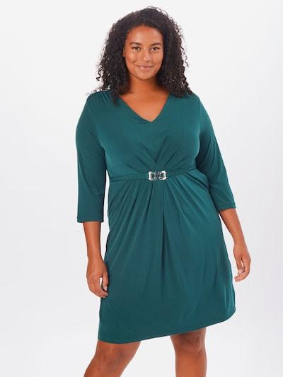 Guido Maria Kretschmer Curvy Collection Kleid 'Evelina' in grün, Modelansicht