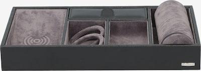 WINDROSE Schmuckkoffer in greige / schwarz, Produktansicht