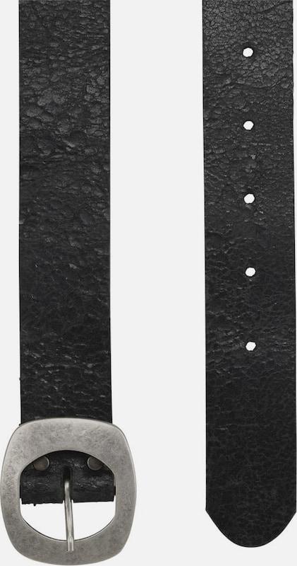 J. Jayz Leather Belt in Vintage-look