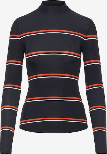 J.Lindeberg Shirt 'Olivia' in Navy / Lichtrood / Wit y2dT4oN4
